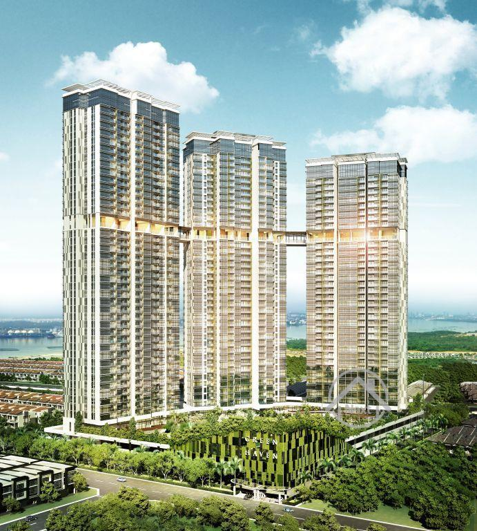 Green Haven Serviced Apartments, Johor