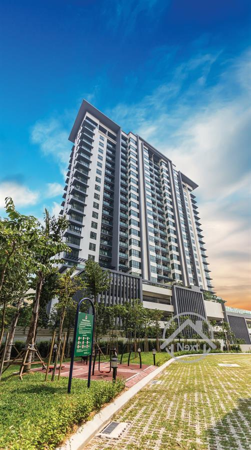100 Residency @ Prima Setapak Picture 1