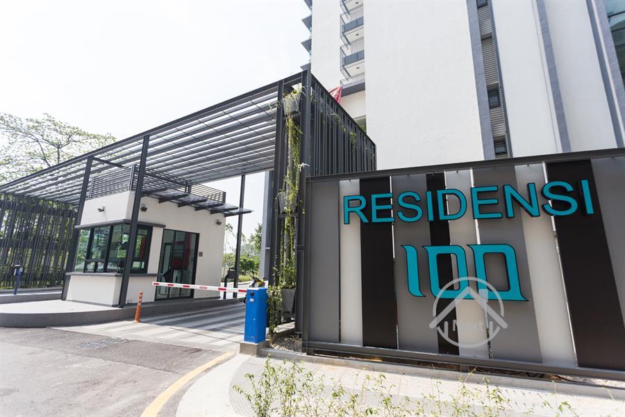 100 Residency @ Prima Setapak Picture 2