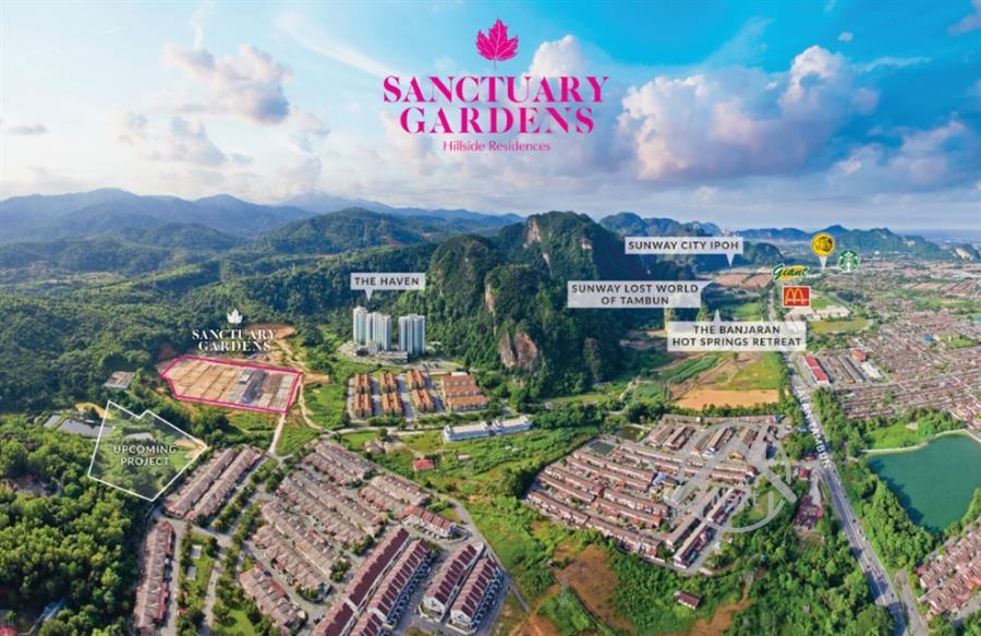 Sanctuary Gardens Picture 15